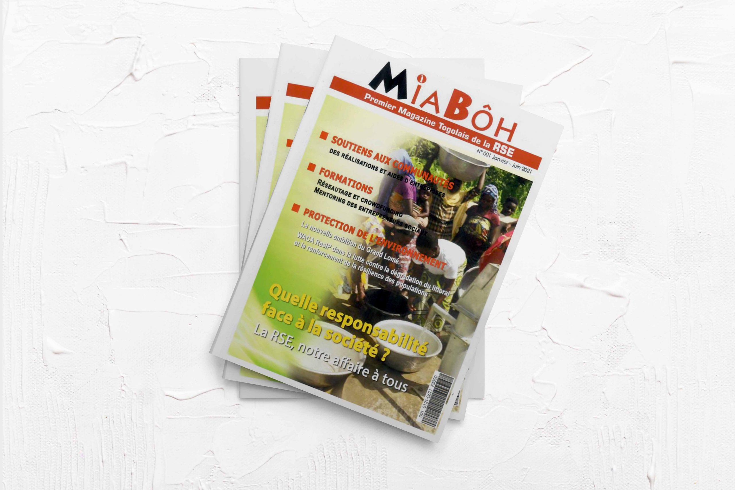 Lancement du magazine MiaBôh