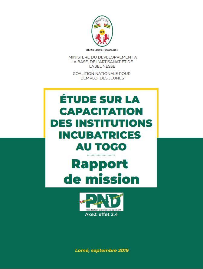 rapport-Livret-ETUDE-SUR-LA-CAPACITATION-DES-INSTITUTIONS-INCUBATRICES-AU-TOGO-cnej